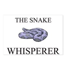 The Snake Whisperer Postcards (Package of 8)