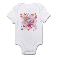 Funtime Flower Girl Infant Bodysuit