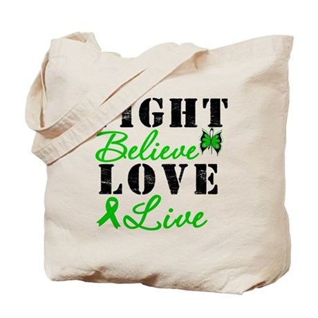 SCT FightBelieveLoveLive Tote Bag