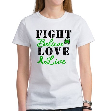 SCT FightBelieveLoveLive Women's T-Shirt