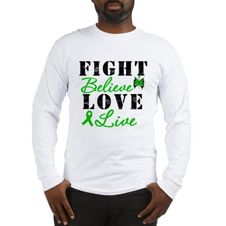 SCT FightBelieveLoveLive Long Sleeve T-Shirt