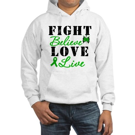 SCT FightBelieveLoveLive Hooded Sweatshirt