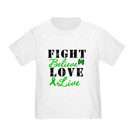 SCT FightBelieveLoveLive Toddler T-Shirt