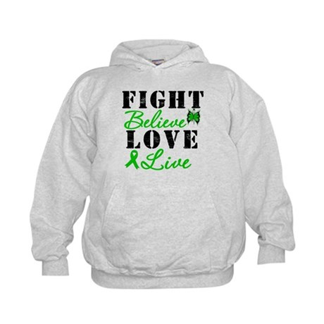 SCT FightBelieveLoveLive Kids Hoodie