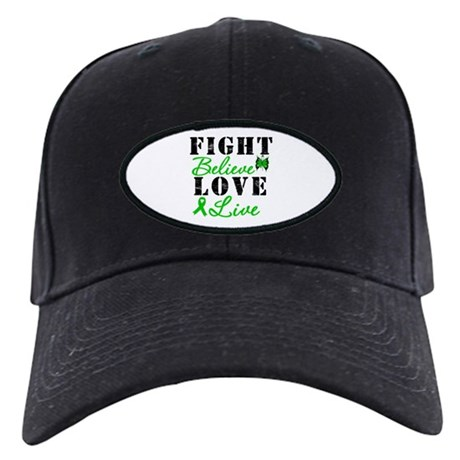 SCT FightBelieveLoveLive Black Cap