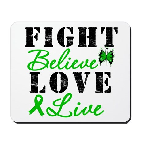 SCT FightBelieveLoveLive Mousepad
