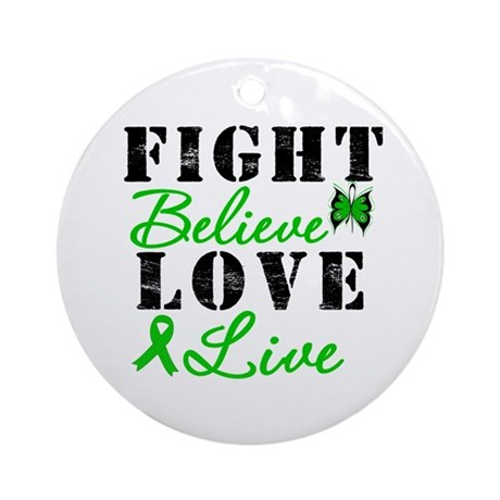 SCT FightBelieveLoveLive Ornament (Round)