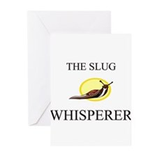 The Slug Whisperer Greeting Cards (Pk of 10)
