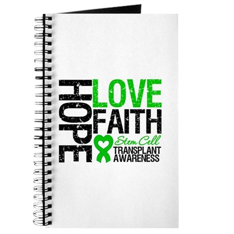 SCT Hope Love Faith Journal