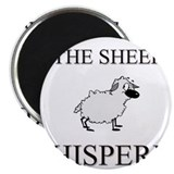 "The Sheep Whisperer 2.25"" Magnet (10 pack)"