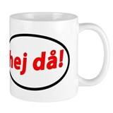 hej da! Swedish Coffee Mug