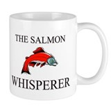 The Salmon Whisperer Mug