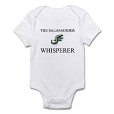 The Salamander Whisperer Infant Bodysuit