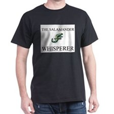 The Salamander Whisperer T-Shirt