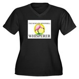 The Roseate Spoonbill Whisperer Women's Plus Size