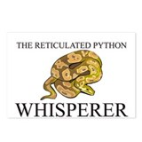 The Reticulated Python Whisperer Postcards (Packag