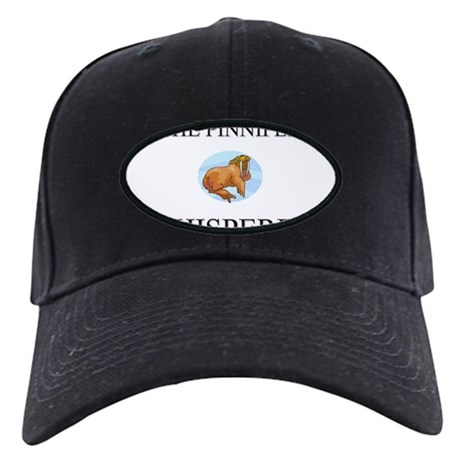 The Pinniped Whisperer Black Cap