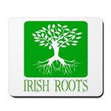 IRISH ROOTS Mousepad