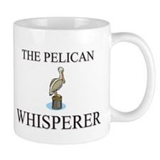 The Pelican Whisperer Mug