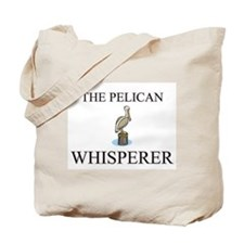 The Pelican Whisperer Tote Bag