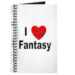 I Love Fantasy Journal