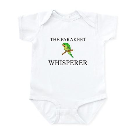 The Parakeet Whisperer Infant Bodysuit