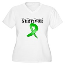 BMT SurvivorGrungeRibbon T-Shirt