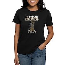 German Shepherd Mom Tee