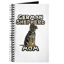 German Shepherd Mom Journal