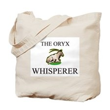 The Oryx Whisperer Tote Bag