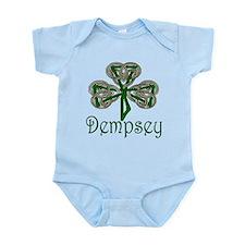 Dempsey Shamrock Infant Bodysuit