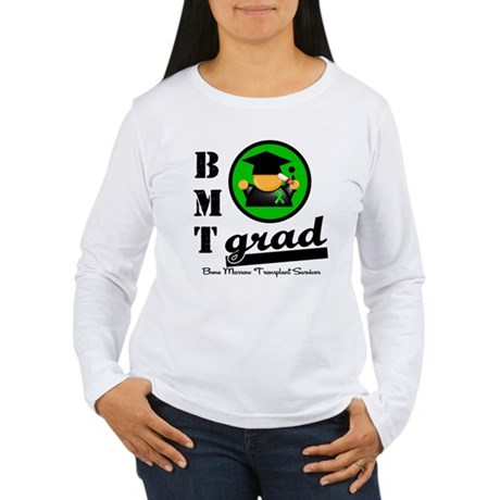 Stem Cell Transplant Grad Women's Long Sleeve T-Sh