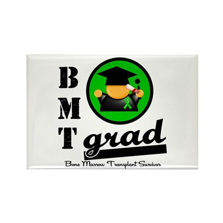 Stem Cell Transplant Grad Rectangle Magnet