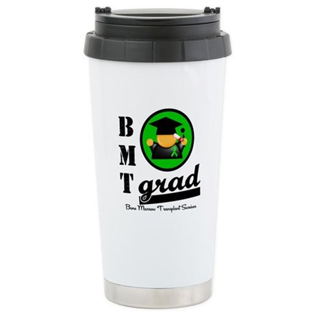 Stem Cell Transplant Grad Ceramic Travel Mug
