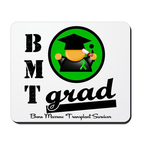 Stem Cell Transplant Grad Mousepad