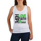 BMT Hope Love Faith Women's Tank Top