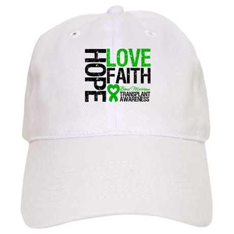 BMT Hope Love Faith Cap