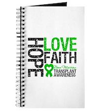 BMT Hope Love Faith Journal