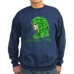 Naturally Curly Irish Hair Sweatshirt (dark)