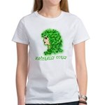 Naturally Curly Irish Hair Women's T-Shirt