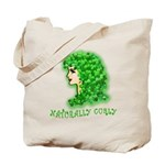 Naturally Curly Irish Hair Tote Bag