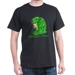 Naturally Curly Irish Hair Dark T-Shirt