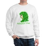 Naturally Curly Irish Hair Sweatshirt