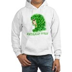 Naturally Curly Irish Hair Hooded Sweatshirt