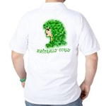 Naturally Curly Irish Hair Golf Shirt