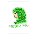 Naturally Curly Irish Hair Postcards (Package of 8