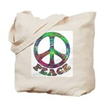 Swirling Peace Tote Bag