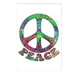 Swirling Peace Postcards (Package of 8)