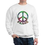 Swirling Peace Sweatshirt
