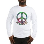 Swirling Peace Long Sleeve T-Shirt
